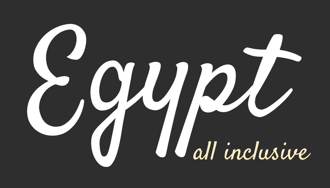 Logo stránky Egypt all inclusive